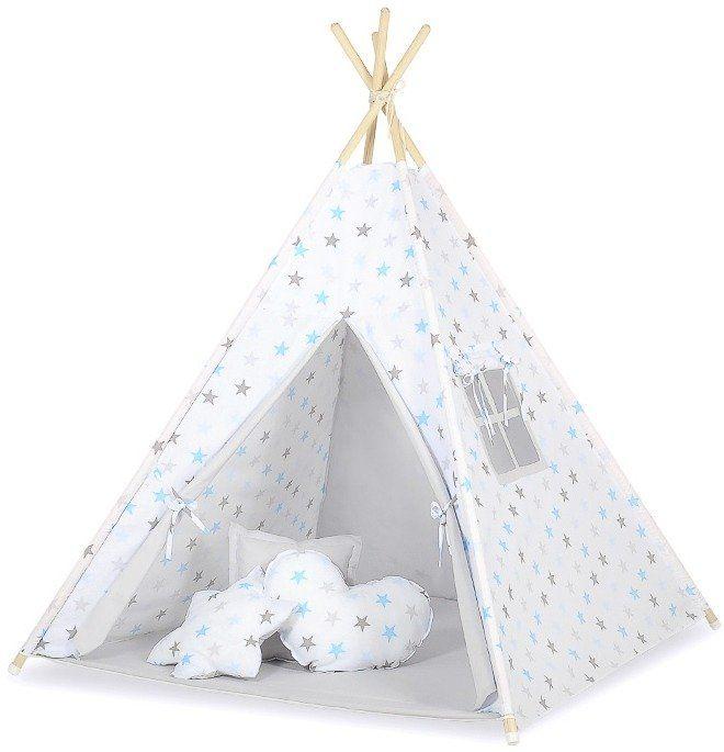 Pastelowa przystań namiot dziecięcy 765TI-Bobono, Tipi dla dzieci