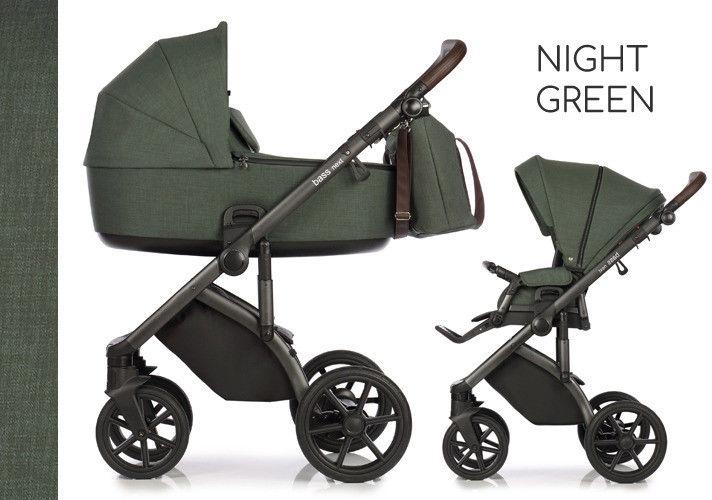 ROAN BASS NEXT+FOTELIK (DO WYBORU)+GRATIS! DARMOWA DOSTAWA! ODBIÓR OSOBISTY! - Night Green