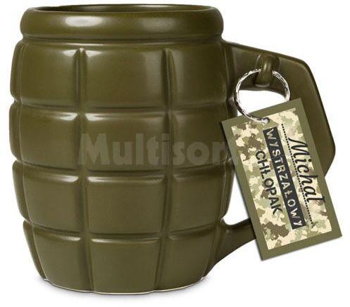 Gigantyczny kubek granat