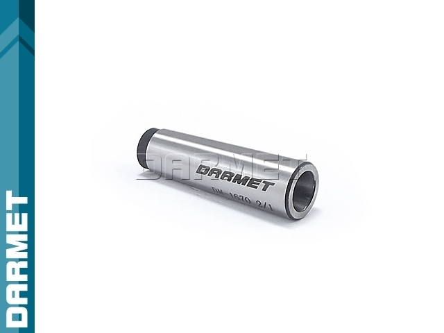 Tuleja redukcyjna przelotowa MS2/MS1 bez płetwy - DARMET (DM-1670)