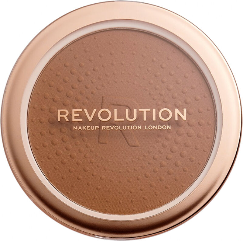 MAKEUP REVOLUTION - Mega Bronzer - Bronzer do twarzy - 02 - WARM