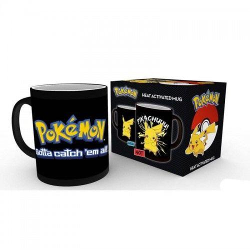 Kubek termoaktywny Pokemon Pikachu