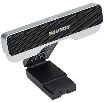 Samson GO MIC CONNECT STEREO - mikrofon USB