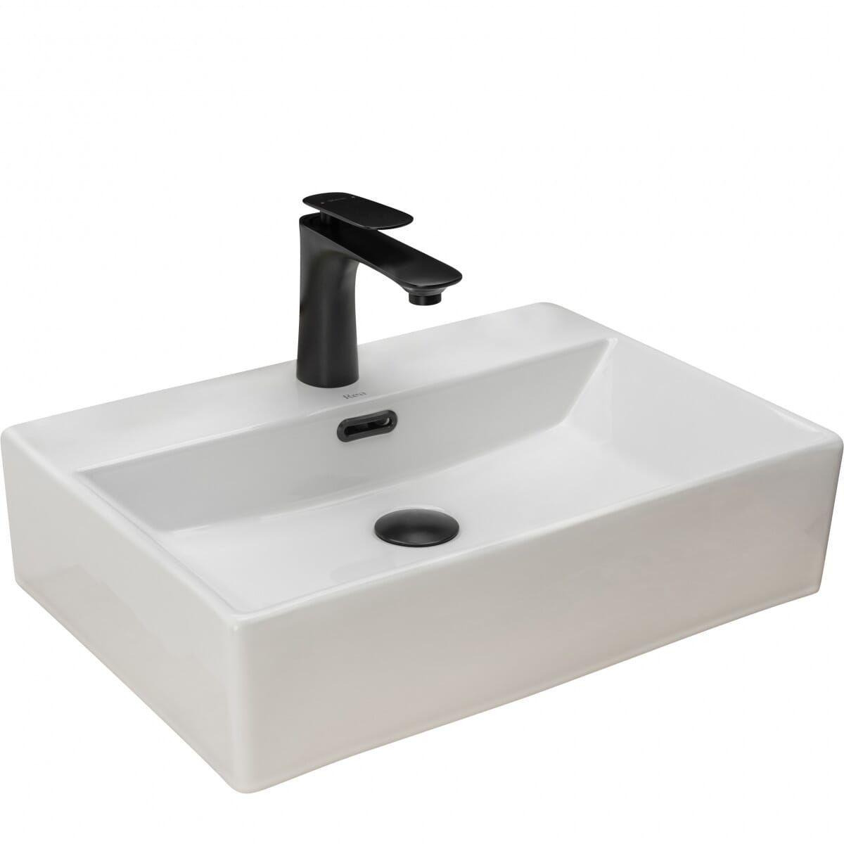 Umywalka nablatowa 50 Bonita Rea (REA-U8701)