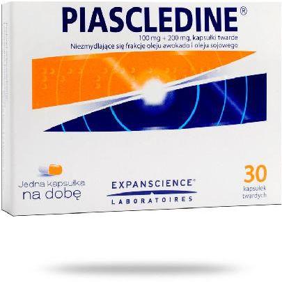 Piascledine 100 mg+200 mg 30 kapsułek