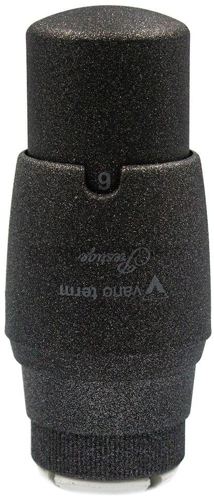 Głowica termostatyczna RA-N, Click Prestige - ciemny grafit strukturalny