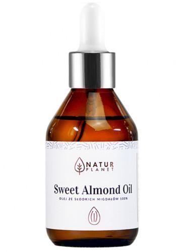 Natur Planet olej ze słodkich migdałów 100 ml