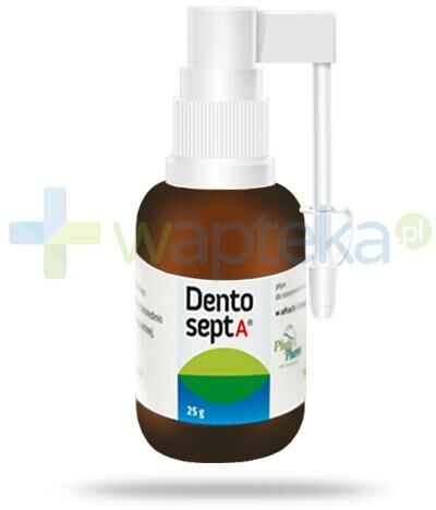 Dentosept A spray 25 g