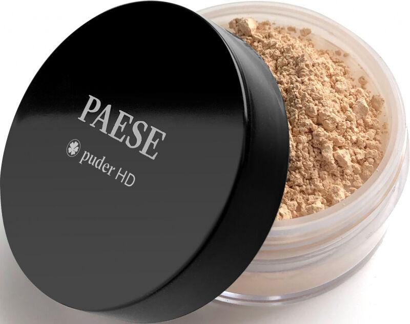 PAESE - Sypki puder High Definition - Transparentny