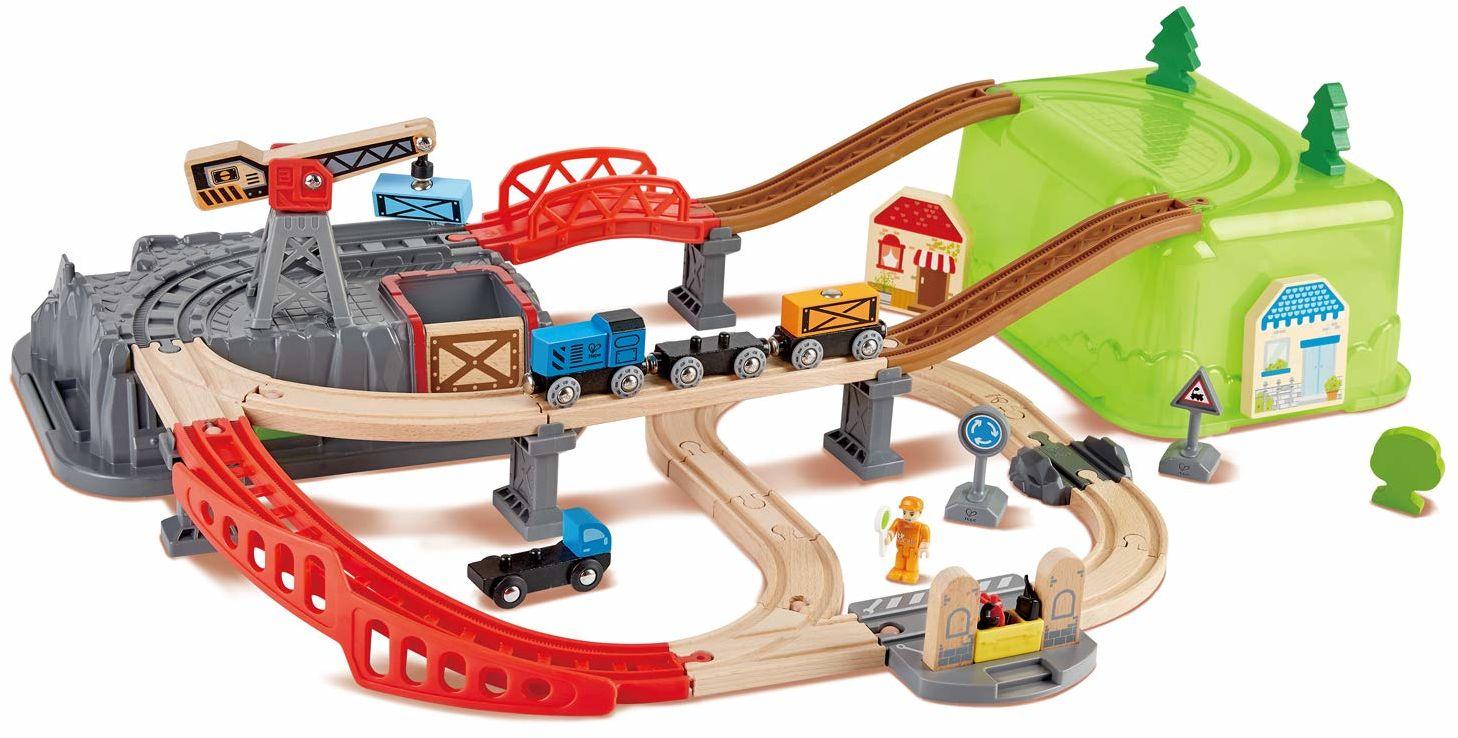 Hape E3764 zestaw kolejowy