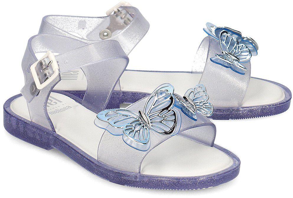 Melissa Mar Sandal Fly - Sandały Dziecięce - 32747 53519 - Fioletowy