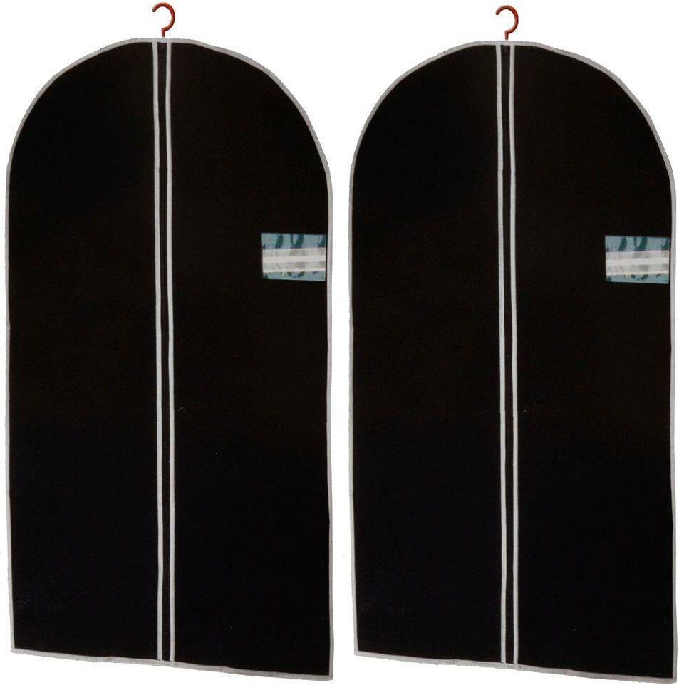 Pokrowiec na ubrania garnitur 150x60cm 2 szt