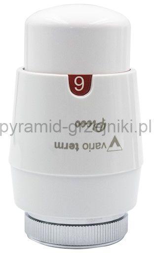 Głowica termostatyczna M30x1,5 PICCO MINI - biały
