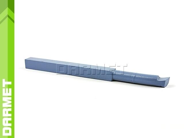 Nóż tokarski wytaczak spiczasty ze stali szybkotnącej NNWb ISO9, wielkość 2020 (SK5)