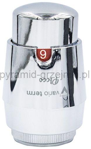 Głowica termostatyczna M30x1,5 PICCO MINI - chrom
