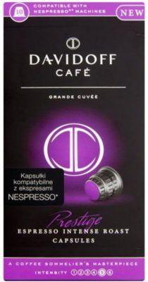 Kawa w kapsułkach DAVIDOFF Prestige 10 kapsułek