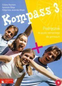 Kompass 3 Podręcznik z płytą CD język niemiecki