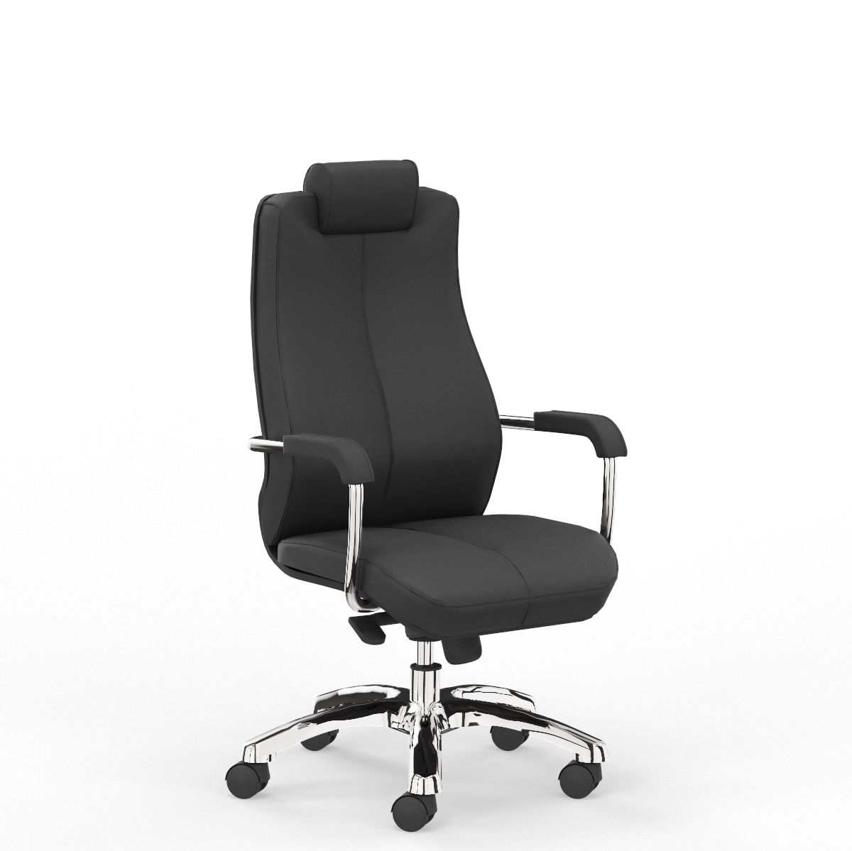 Fotel Biurowy Nowy Styl SONATA-24/7 HRU MPD 165/78