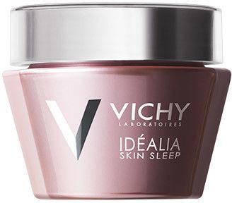 Vichy Idéalia lekki balsam regenerujący na noc 50 ml