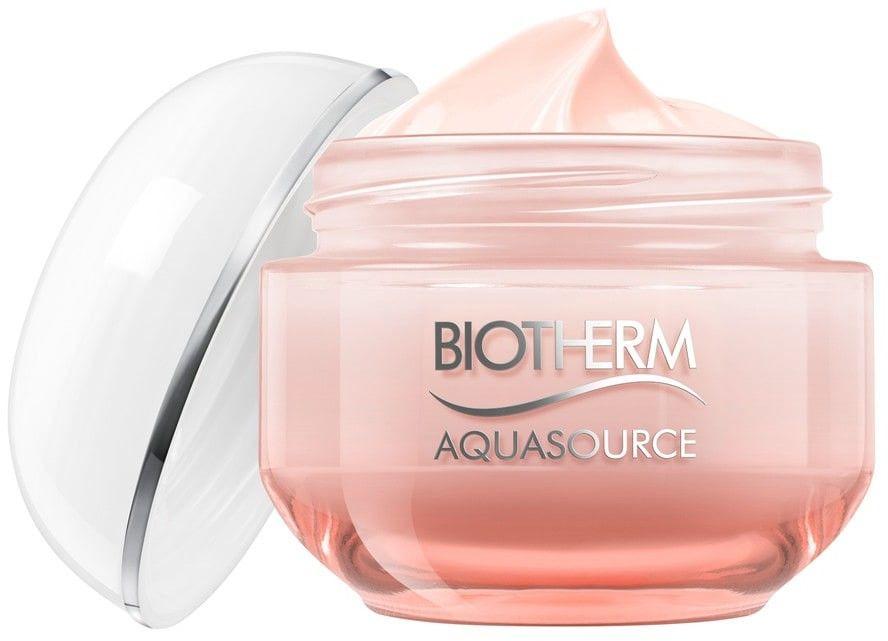 Biotherm Aquasource krem odżywczo-nawilżający do skóry suchej 50 ml