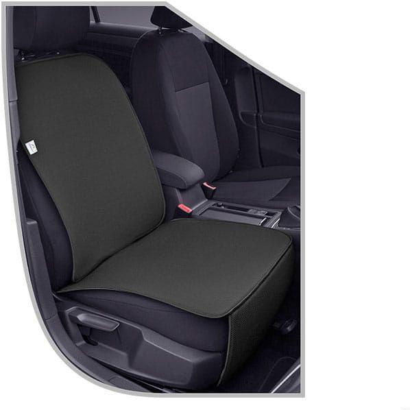 Ochronna mata pod fotelik samochodowy Junior czarna