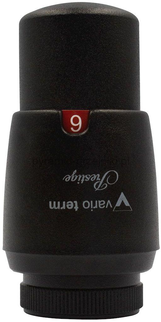 Głowica termostatyczna M28x1,5 Prestige - czarny strukturalny