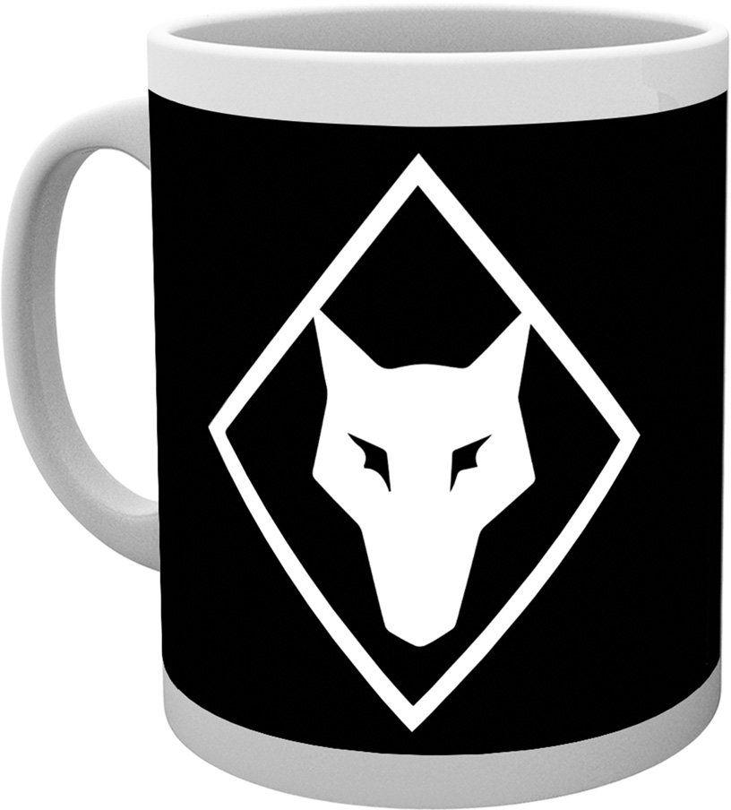 GB Eye Assassins Creed Syndicate, logo Starricks, kubek, ceramiczny