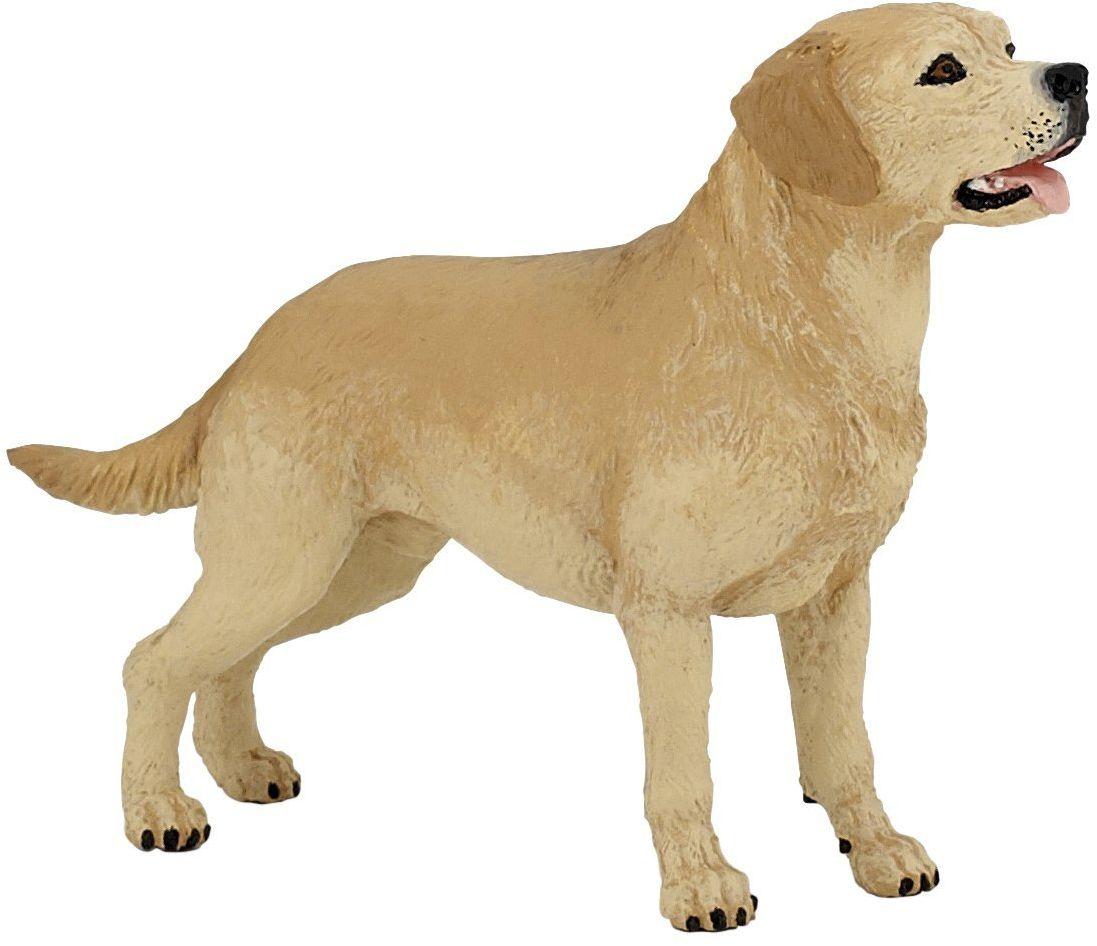Papo 54029 figurka z kotami labradora i psami, wielokolorowa