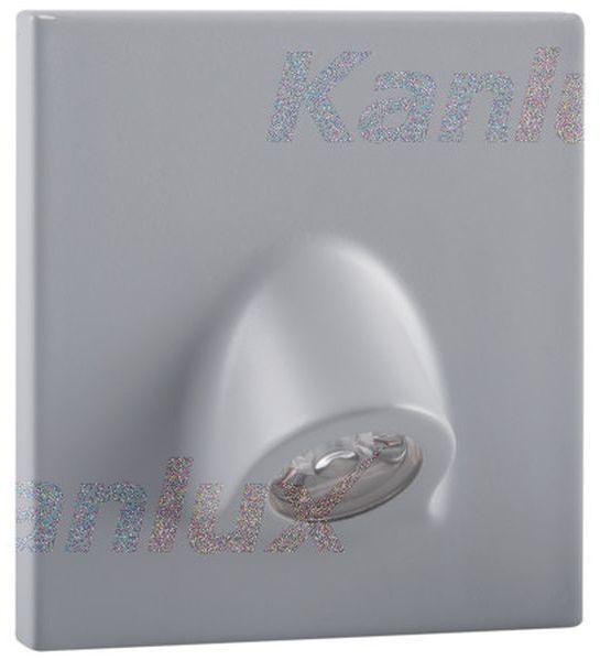 Oprawa przyschodowa LED 12V 0,7W MEFIS LED GR-WW 30lm 32498