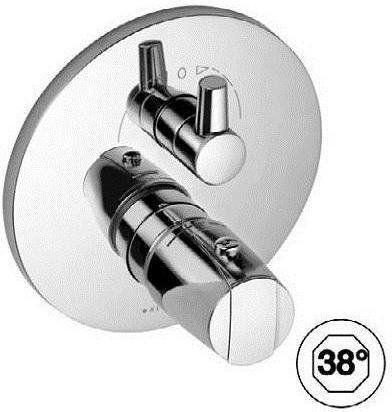 Kludi MX/Objekta Kludi podtynkowa bateria wannowo-natryskowa termostat Darmowa dostawa