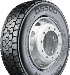 Dayton 225/75R17.5 D650D 129/127M DOSTAWA GRATIS