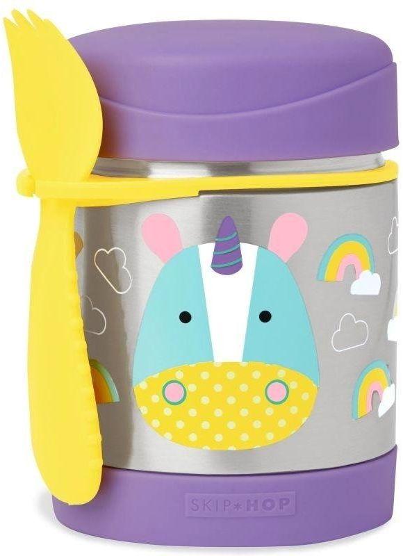 Termos dla dzieci Zoo Jednorożec 252382-Skip Hop, akcesoria dla dzieci
