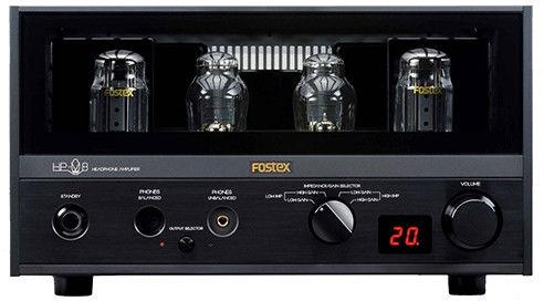 Fostex HP-V8 Lampowy wzmacniacz słuchawkowy +9 sklepów - przyjdź przetestuj lub zamów online+