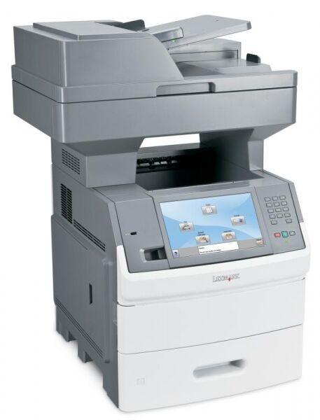 Urządzenie wielofunkcyjne laserowe monochromatyczne A4 Lexmark X654DE