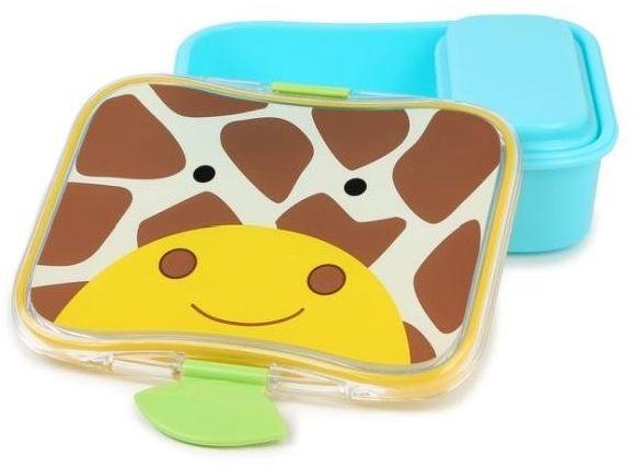 Pudełko śniadaniowe Żyrafa 252480-Skip Hop, akcesoria dla dzieci