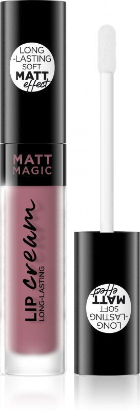 EVELINE - MATT MAGIC LIP CREAM - Matowa pomadka w płynie - 01 - NUDE ROSE