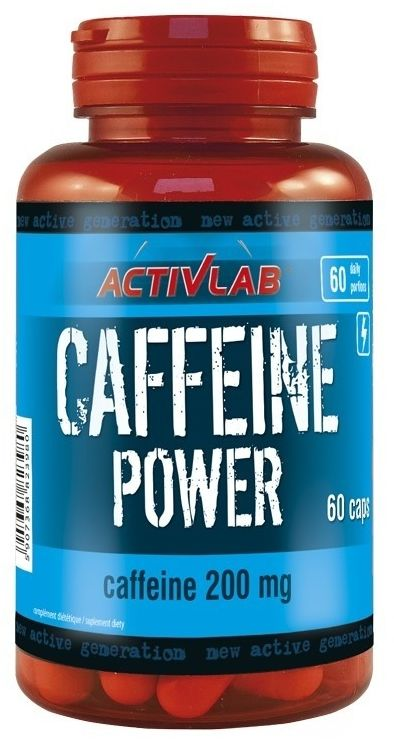 ActivLab Caffeine Power - 60 kaps.