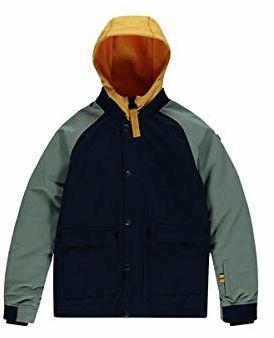 O''Neill Decombe-bomber chłopięce kurtki śniegowe niebieski atrament Size 116