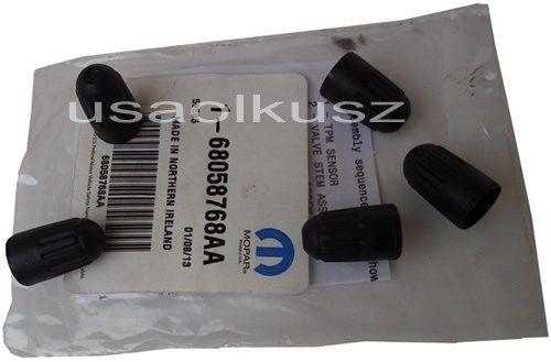 Nakrętki wentylka czujnika ciśnienia w oponie Volkswagen Routan 2011-