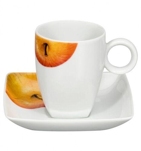 Filiżanka do espresso Tropics Vista Alegre apple