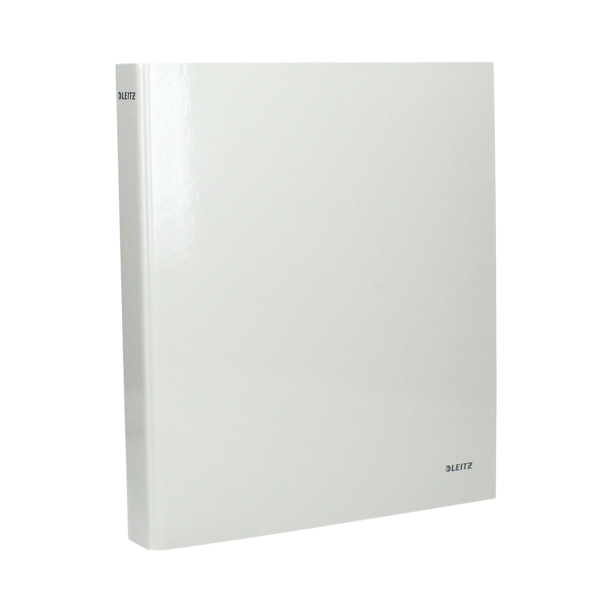 Segregator A4/40/2R biały/perła WOW Leitz