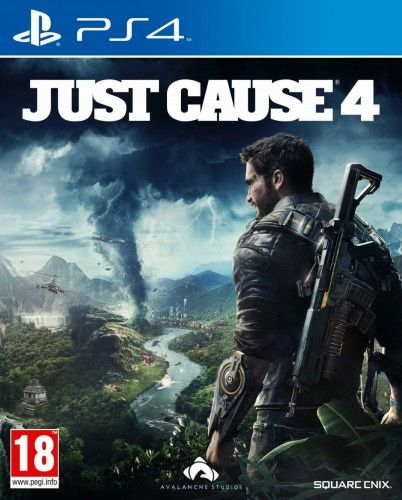 Just Cause 4 PS 4