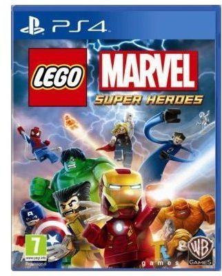 Gra PS4 CENEGA LEGO: Marvel Super Heroes