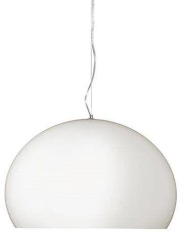 Fl/Y Ø52 biały - Kartell - lampa wisząca