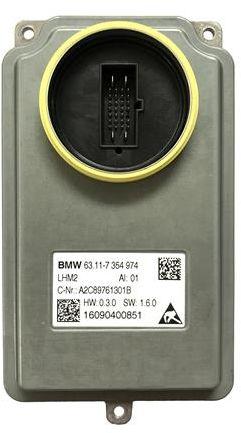 Nowy Moduł Sterownik Główny Full LED Diód BMW F01 5 F10 F16 F15 F32 M3 M4 F80 F82 X3 F25 7367261 7354974