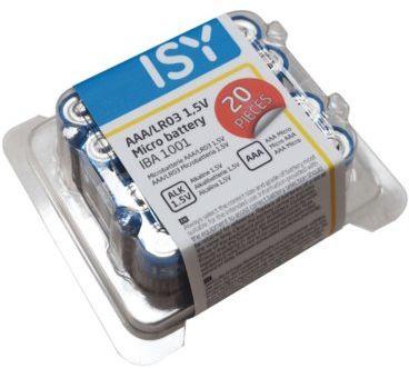 Baterie AAA ISY IBA-1001. > DARMOWA DOSTAWA ODBIÓR W 29 MIN DOGODNE RATY