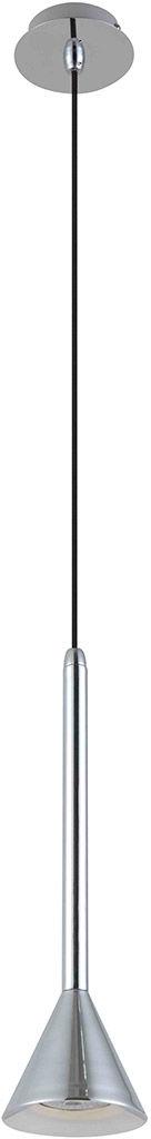 Italux lampa wisząca Anela SN FH31791-BJ SN satyna nikiel / 24h