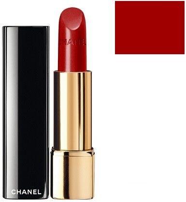 Chanel Rouge Allure intensywna, długotrwała szminka odcień 104 Passion 3,5 g
