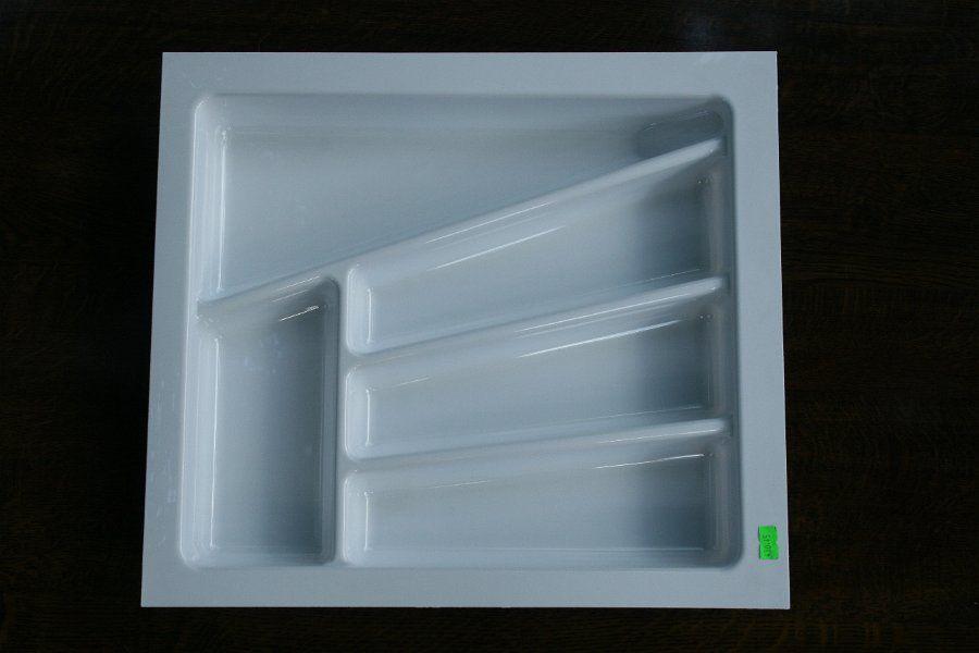 Wkład szuflady 430x45 biały (38cm x 43cm x 5cm)