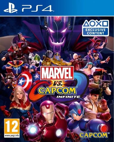 Marvel vs Capcom Infinite PS 4